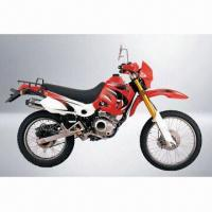 150cc Dirt Bike with Manual Clutch, 95km/h Maximum Speed and 2.4L/100km Minimum Consumption Manufactures