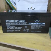 UPS Lead Acid Rechargeable Battery 12v , Gel Cell Marine Battery M6 Terminal Manufactures