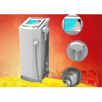 Quality Laser 808nm Diode Laser Hair Removal Machine with 10000000 Shoots Semiconductor for sale