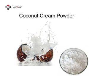 60% Fatty Acid 9% Protein Dried Coconut Milk Powder Manufactures