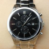 OEM 316L Stainless Steel Mens Watches, 6 Needles Waterproof Wristwatches For Men Manufactures