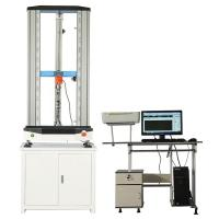 Plate Rubber Plastic Mechanical Tensile Testing Machine 3 Point Bending Test Manufactures