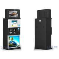 Internet ATM Financial Kiosk Terminals With Card Reader , Durable Steel Frame Manufactures