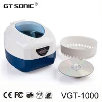 VGT-1000 MIONI ULTRASONIC BLIND CLEANER FOR CD Manufactures
