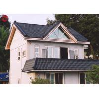 GB JIS Standard Cold Rolled PPGI Roofing Sheet / Color Coated Steel Sheet Manufactures
