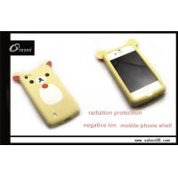 Newest mobile phone holder ion cell phone case for Iphone4 / Iphone4S Manufactures