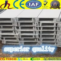 China channel steel on sale