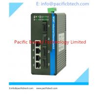 Buy cheap 10/100M Managed Industrial Ethernet Switches from wholesalers