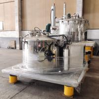 China Enclosed Centrifuge Industrial Equipment Explosion Proof Fully GMP Compliant on sale