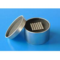 China 7.6 g/ cm3 Sintered Ndfeb Magnet , Neodymium Magnetic Ball on sale