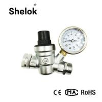 Hot Selling Lead Free Brass Air Gas Pressure Regulators Wholesale Manufactures