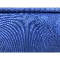 Modern Soft 16W Stretch Cotton Corduroy Fabric For Cover , Bag , Bedding Manufactures