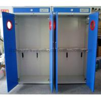 Rustproof Safe Storage Of Compressed Gas Cylinders With 5mm Visible Glass Window Manufactures