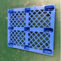 Quality 4 Way Light Duty Single Face Pallet Storage Racks , Mesh Pallet Rack Accessories for sale