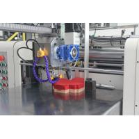 China Rigid Gift Boxes Maker / WM-4045A Fully Automatic Rigid Box Making Machine on sale