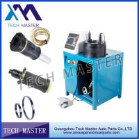 Screen Touch Hydraulic Hose Crimping Machine For Air Suspension Spring Crimper Manufactures
