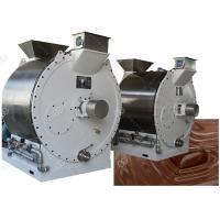 Industrial Small Chocolate Conching Refining Milling Machine for Sale Manufactures