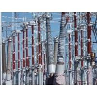 Red / Grey High Voltage Insulator Coating , Electric Power Line Silicon RTV Coating Manufactures