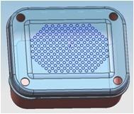 China food container - package mould on sale