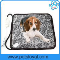220V Pet Heat Dog Bed Heated Pad For Pets China Factory Sale Dog Heated Pad Manufactures