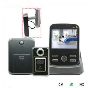 China 3.5 inch Wireless Peephole Video door phone 1V1 on sale