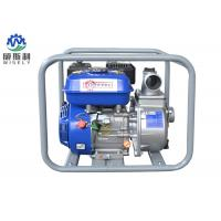 Electric Start Wp30 Gasoline Water Pump For Lawn Irrigation 3600 Rpm Speed Manufactures