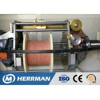 China CAT6A CAT7 CAT8 Wire Cable Machine Quadruple Wire Twister Max 1800rpm Speed on sale