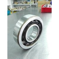 High Performance Angular Contact Ball Bearing 10mm - 200mm With Low Noise Manufactures