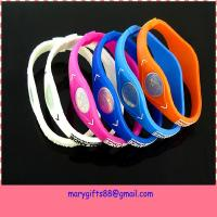 factory low price power energy bracelet Manufactures