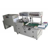 L Sealing Automatic Shrink Wrap Machine / Shrink Wrapping Machinery 150 Mm Manufactures