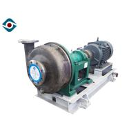 380V Horizontal Idustrial Chemical Centrifugal Pump High Performance For Corrosion Fluid Manufactures