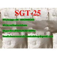 Buy SGT-25 White powder Research Chemicals Powders SGT25 High Purity Pharmaceutical Intermediates Manufactures