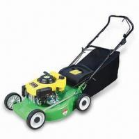 Lawn Mower with 2L Oil Capacity