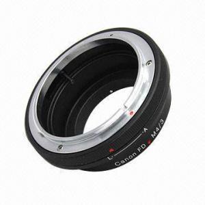 FD Lens to Micro 4/3 Adapter for Canon DMC-GF1 GH1 DMC-G10 Manufactures