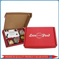 Candy Food Corrugated Mailing Box Manufactures