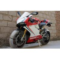 "China Four stroke 1199cc high powered motorcycles Ducati style with 90° ""L"" twin cylinder on sale"