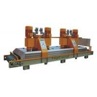 JDL Four Heads Continuous Stone Calibrating Machine Manufactures
