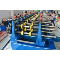 China Automatic 22KW Light Duty Cable Tray Making Machine 5 Tons Hydraulic Decoiler on sale
