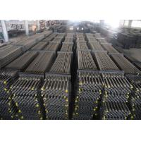 China Alloy Steel Welding Hollow Oilfield Sucker Rods With Rod Coupling Customized Length on sale