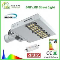 3D Heat Dissipation High Quality 50W LED Street Light With Rotating Arm Manufactures