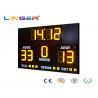 Buy cheap Athletic Digital Baseball Scoreboard , Baseball Electronic Scoreboard Outdoor Type from wholesalers