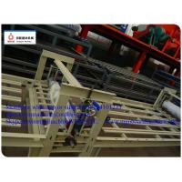Hydraulic System GRC Board Roof Panel Roll Forming Machine High Stable Performance Manufactures