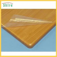 Temporary Paint Protection Film Transparent Self - Adhesive Clear Plastic Film For Kitchen Cabinet Manufactures