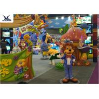 Amusement Park Facility  Life Size Outdoor Statues, Large Outdoor Animal Statues Manufactures