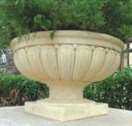 Flowerpot GRC Material Gardening Decorative Items Exterior Design Manufactures