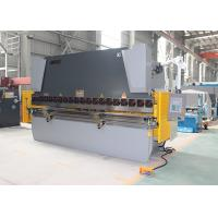 125T 2.5M Hydraulic NC  Press Brake Sheet Bending Machine 3 Years Warranty Manufactures