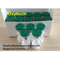 Quality Oxytocin Acetate CAS 50-56-6 Human Growth Peptides Purity 99% White Powder for sale