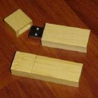 OEM bamboo 4G, 8G, 16G Wooden USB Flash Drive with logo printed (MY-UW03)  Manufactures