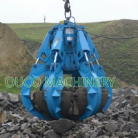 ISO9001 Hydraulic Grab Bucket Manufactures