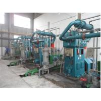 China Freezing cryogenic air separation process 50/2500 (Nm3/h)  Electronic Gas on sale